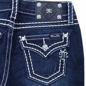 Miss Me Signature Skinny Stretch Jeans